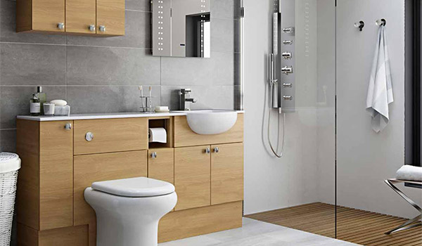 fitted bathroom furniture - Bathroom Tiles Redditch