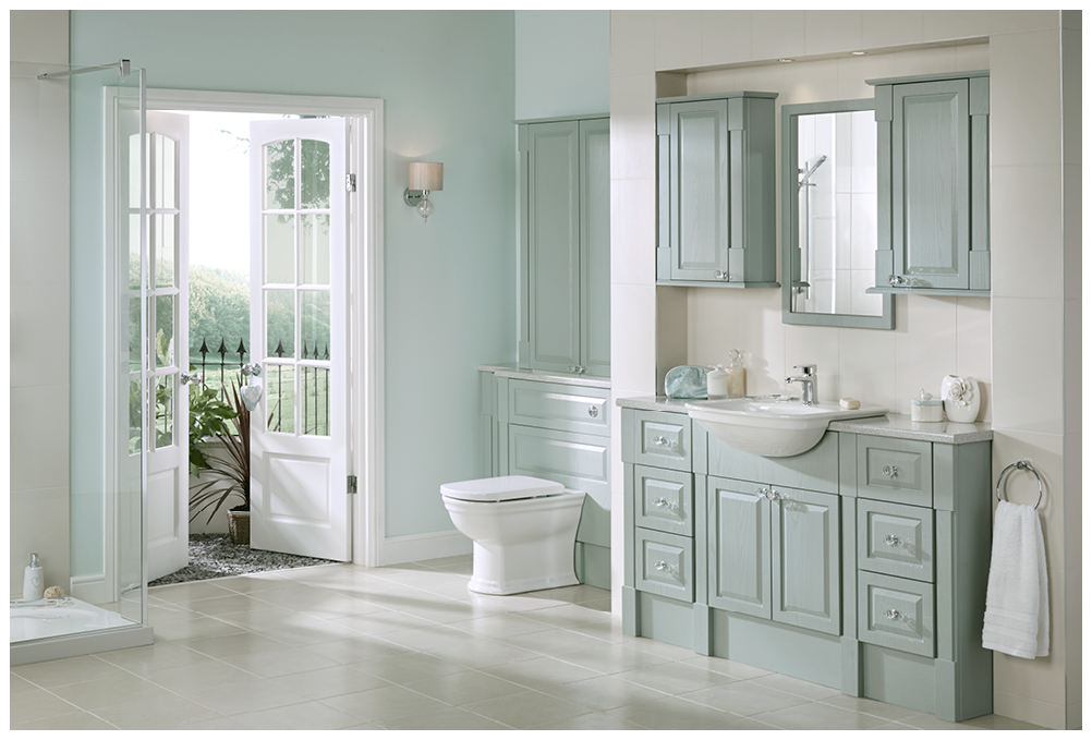 Fitted Bathroom Furniture Features