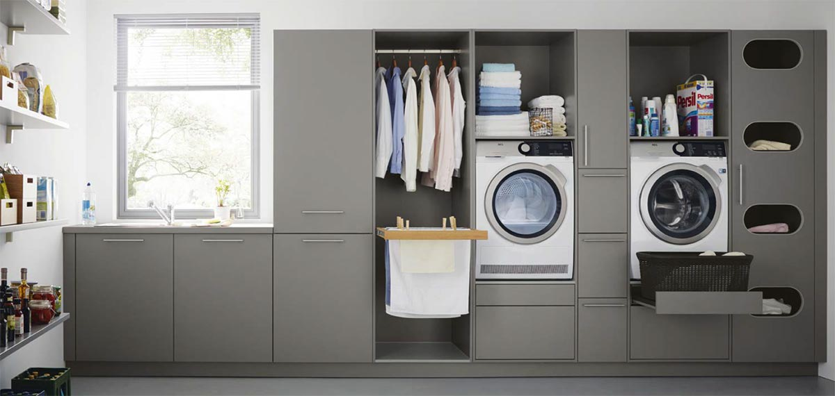 Schuller Utility Rooms Kookaburra Kitchens And Bathrooms